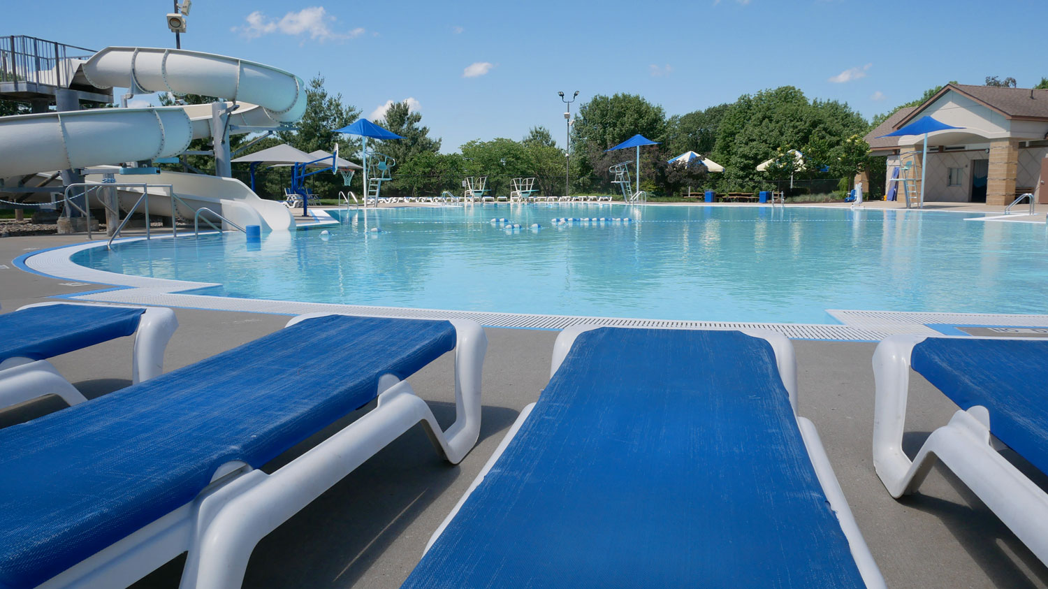 Pools City Of Overland Park Kansas